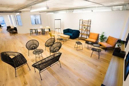 Escape lab : salle le Quatre, Salle de location Paris Sentier #0