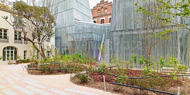 Fundación Giner de los Ríos Madrid, Sala de alquiler Madrid Almagro #0