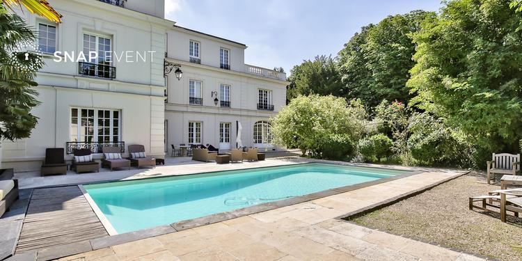 La Villa de Patricia, Salle de location Saint-Cloud Saint-Cloud #0