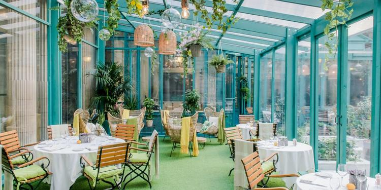 The Westin Paris : Salon Jardin d'hiver, Salle de location Paris Vendôme #0