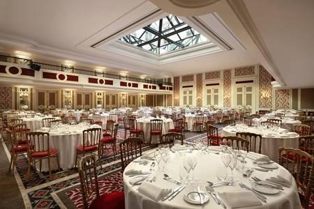 The Westin Paris : Salon Concorde, Salle de location Paris Vendôme #0