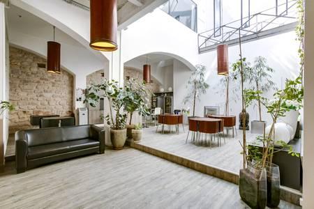L'Atelier B45 - Lounge et Food Court, Salle de location Clichy  #0