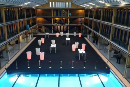 Hôtel Molitor Paris by McGallery : le Bassin d'Hiver, Salle de location Paris Auteuil #0