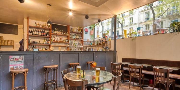 Le Bloc, Bar Paris Batignolles  #0