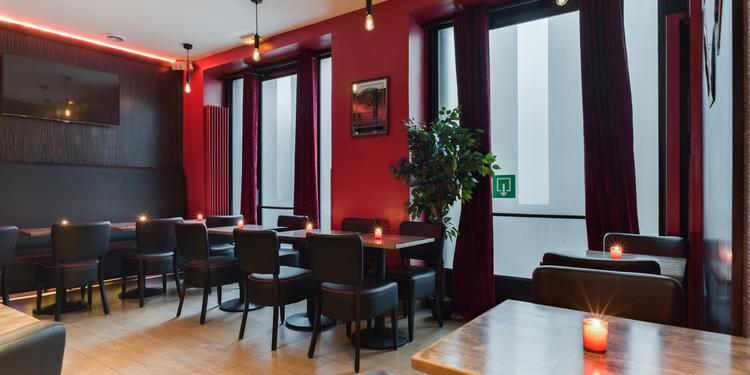 Café Marcel, Bar Paris Franklin Roosevelt #0