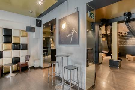 Malaica Café, Sala de alquiler Madrid Tribunal #0