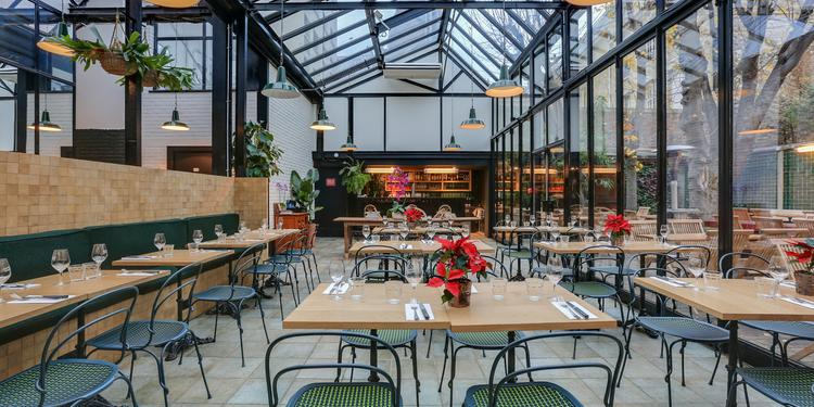 Jardin Secret, Restaurant Paris Pernety #0