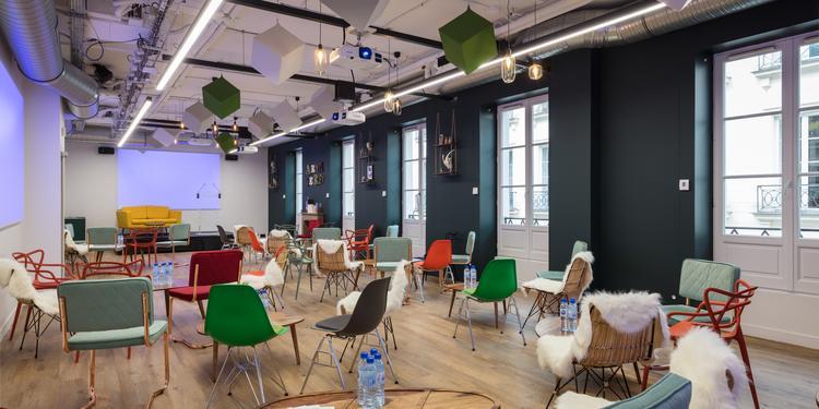 Comet Meetings : Place des Victoires, Salle de location Paris Sentier #0