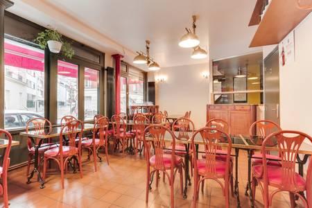 Bistro le 18, Bar Paris Montmartre #0