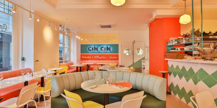 Cin Cin, Bar Paris Grands Boulevards #0