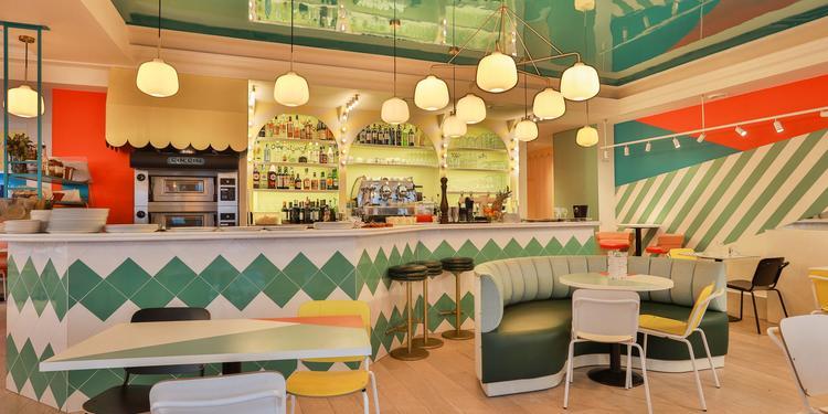 Cin Cin, Restaurant Paris Grands Boulevards #0