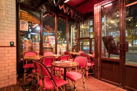 Carolus, Bar Paris Place de Clichy  #0