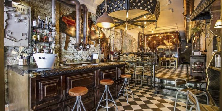 El Arrogante, Restaurante Madrid Ponzano #0