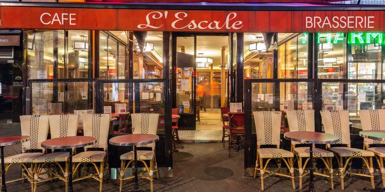 L'escale, Restaurant Paris Argentine #0