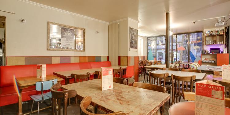 Aux Ours, Bar Paris Gambetta  #0