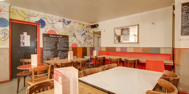 Aux Ours, Restaurant Paris Gambetta  #0