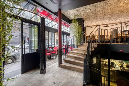 Sacré Frenchy ! - Bar Club, Bar Paris Etienne Marcel #0