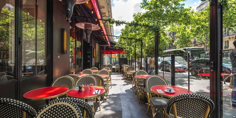 Sacré Frenchy !, Bar Paris Etienne Marcel #0
