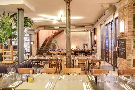 Bistrot Brune, Restaurant Paris Faubourg Saint-Martin #0