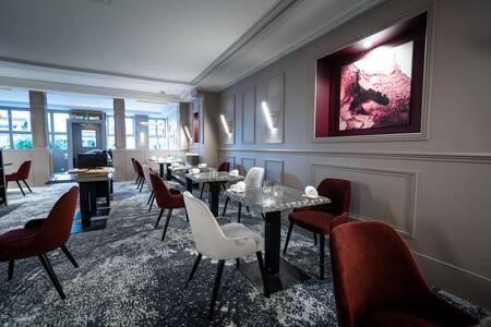 Loiseau Rive Gauche, Restaurant Paris Invalides  #0