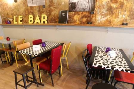 LE BAR by O'Sisters, Bar Paris Batignolles #0