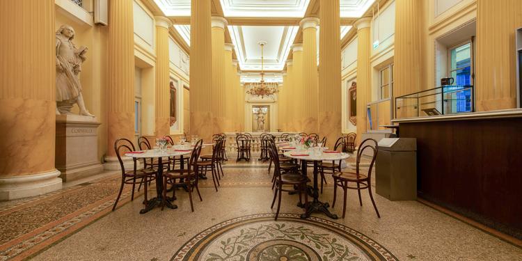Le Café de l'Odéon, Restaurant Paris Odéon #0