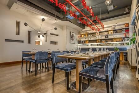 Hôtel Bel Ami : Bel Ami Café, Salle de location Paris Saint-Germain-des-Prés #0
