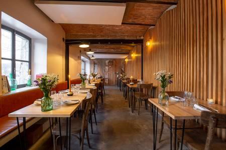 Maison Maison - Restaurant, Restaurant Paris Louvre-Rivoli #0
