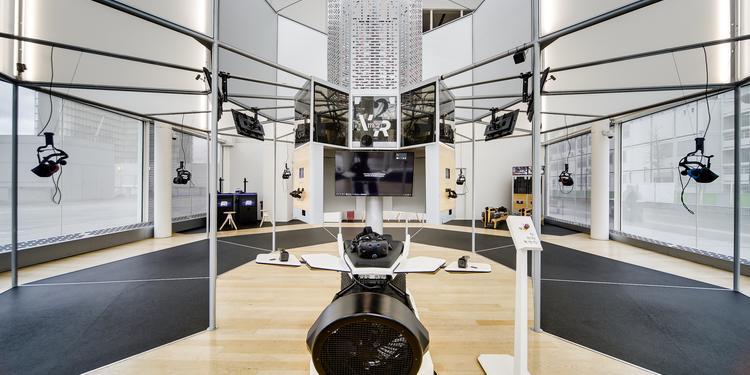MK2 VR, Salle de location Paris Bibliothèque François Mitterand #0