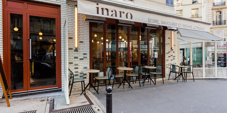Inaro, Bar Paris Notre Dame de Lorette #0