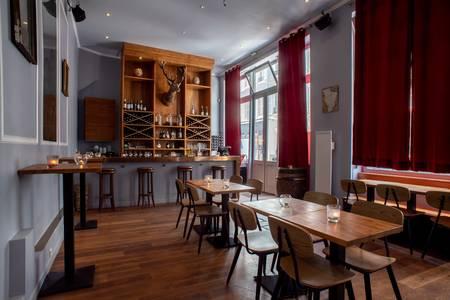 Le Saint Cerf, Bar Paris Place de Clichy #0