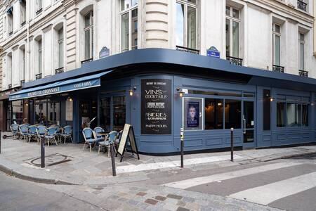 Le Bistrot du Croissant, Bar Paris Bourse #0