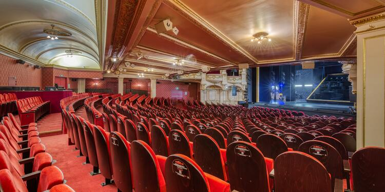 Théâtre Mogador, Salle de location Paris Saint-Lazare #0