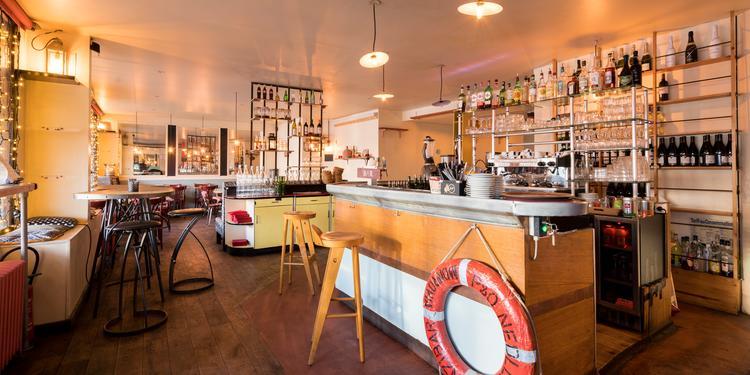 Mezig, Bar Paris La Villette #0