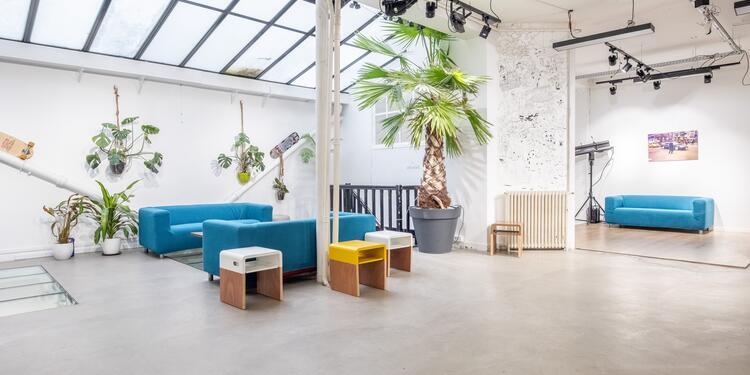Studio 365, Salle de location Paris Strasbourg - Saint-Denis #0