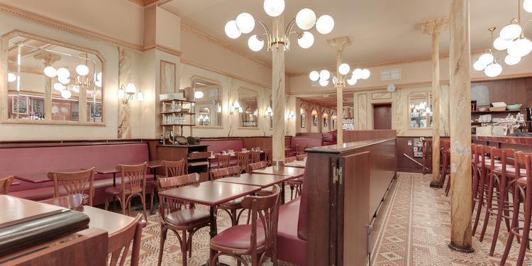 Le Royal Vendôme, Restaurant Paris Vendôme #0