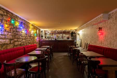 L'Eurydice, Bar Paris Saint Victor #0