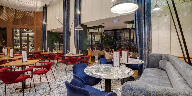 Zebra, Restaurant Paris Auteuil  #0