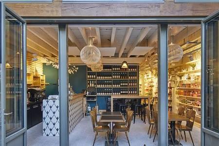 La Mouette Rieuse : Café Terasse, Salle de location Paris Le Marais  #0