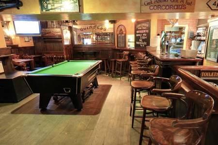 Le Corcoran's Blanche, Bar Paris Pigalle #0