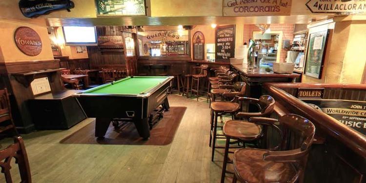 Le Corcoran's Clichy, Bar Paris Pigalle #0