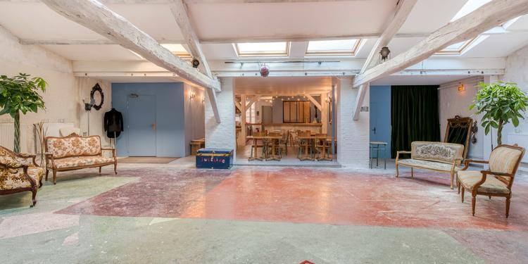 Atelier 4 chemins, Salle de location Aubervilliers Aubervilliers #0