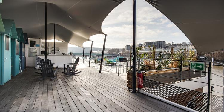 Reef Club : Rooftop 1, Salle de location Boulogne-Billancourt Boulogne - Billancourt #0