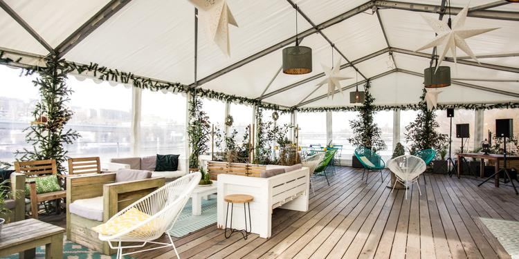 Reef Club : Rooftop, Salle de location Boulogne-Billancourt Boulogne-Billancourt #0