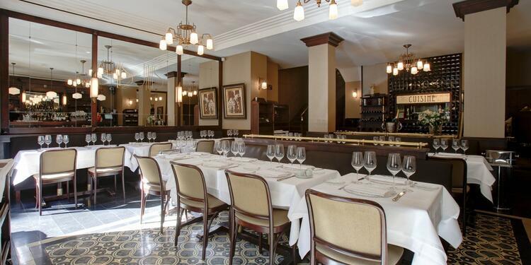 Les Jalles, Restaurant Paris Madeleine #0