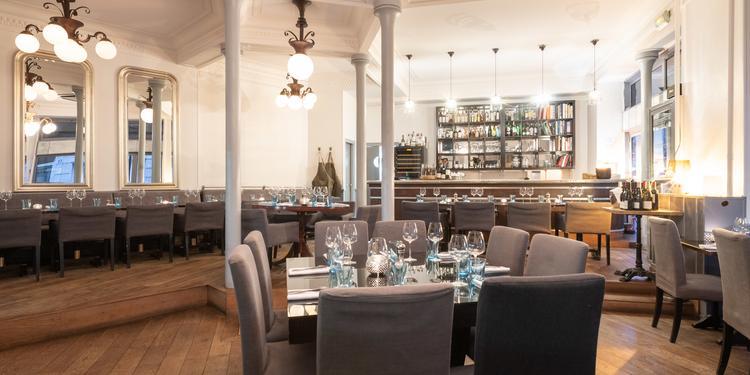 Neva Cuisine, Restaurant Paris Saint George #0