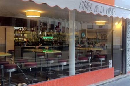 La Chope de la Poste (FERMÉ), Bar Paris Vaugirard #0