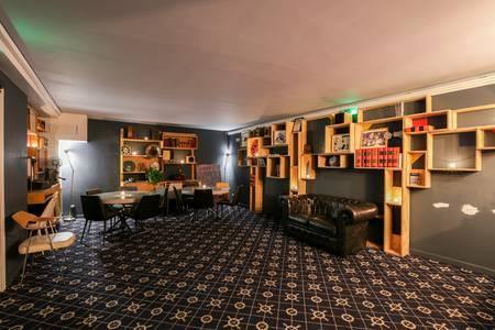 L'Atelier des Artistes: La Danish room, Salle de location Paris République #0