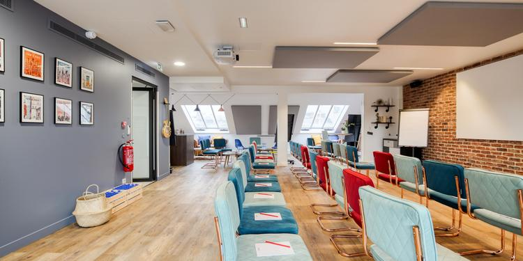 Comet Meetings : Etoile, Salle de location Paris Etoile #0