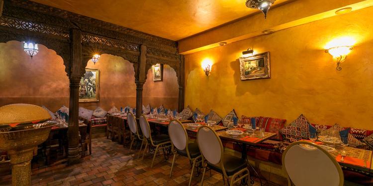 Le Souk, Restaurant Paris Roquette #0